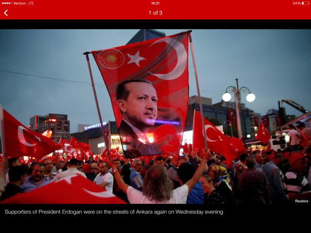 Tânărul Erdogan