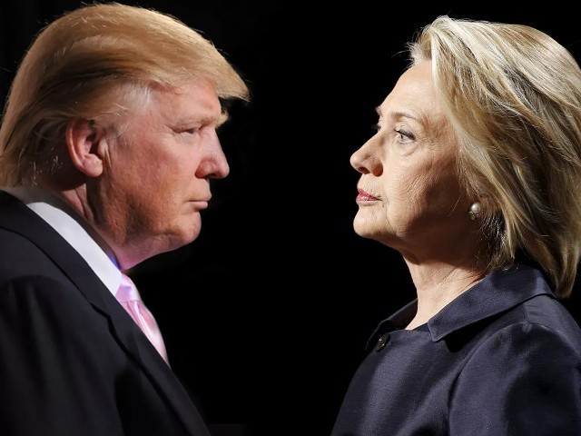 Donald Trump vs. Hillary Clinton