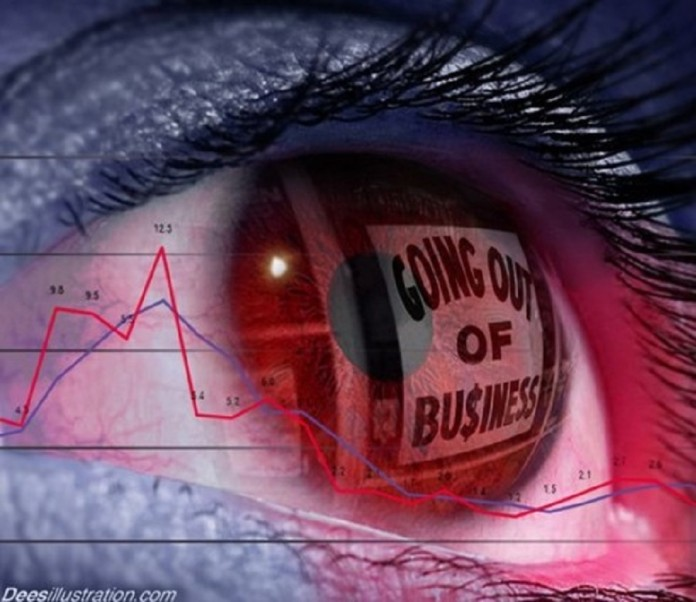 Dezastru economic total