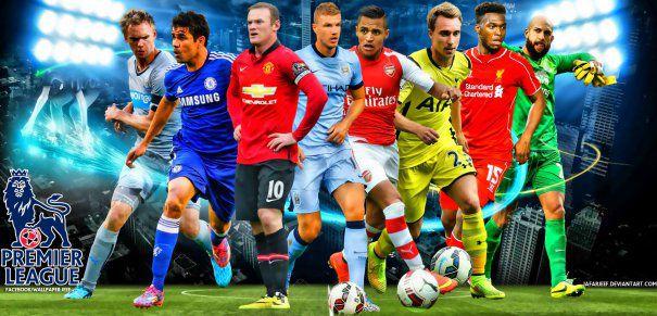 fotbalul din Anglia