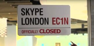 Microsoft Închide birourile Skype din Londra