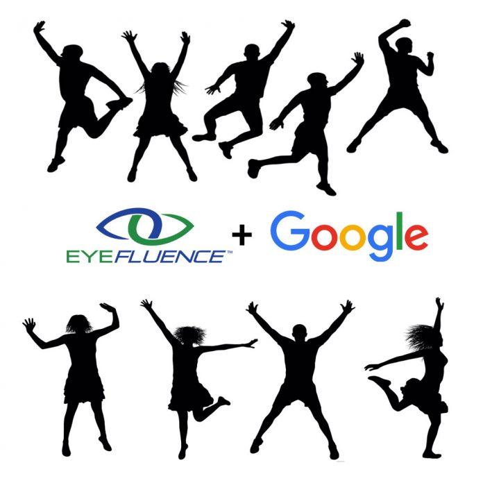 Google a cumpărat Eyefluence