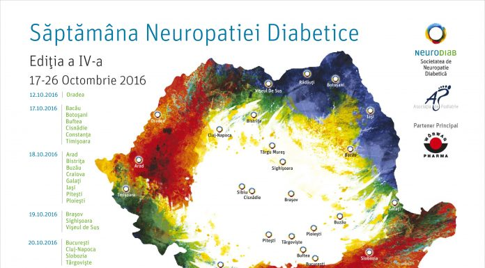 Saptamana Neuropatiei Diabetice 2016