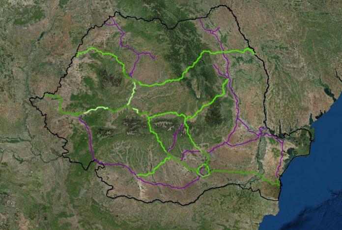 Traseul Autostrăzii Transilvania a fost modificat.