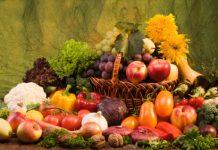consumul zilnic de fructe și legume