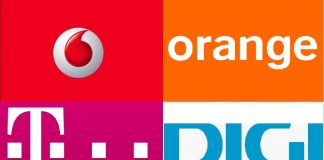 Orange, Romtelecom si Vodafone