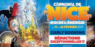 Carnavalul de la Nisa - 2017