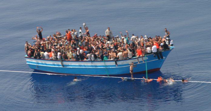 Europa trimite refugiații înapoi!