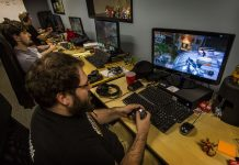 Dezvoltatorii de jocuri