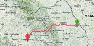 autostrada Iași-Târgu Mureș