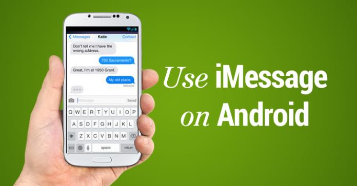 Apple cochetează în continuare cu ideea lansării serviciului iMessage pe Android