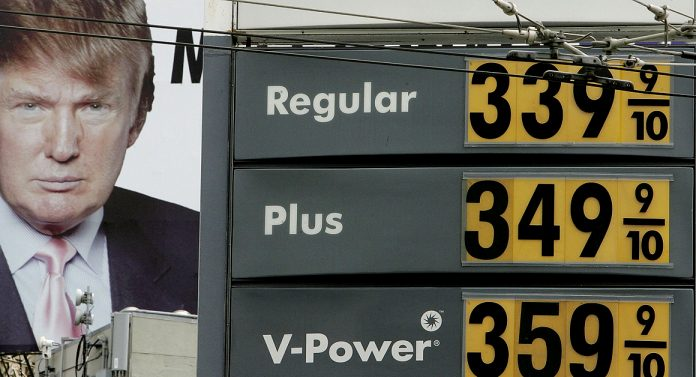 U.S. Gas Prices Continue To Rise