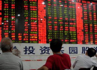Rezervele valutare ale Chinei au scăzut la minimul ultimilor cinci ani şi jumătate