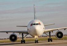 Ultimul Airbus A310 de la Taromv