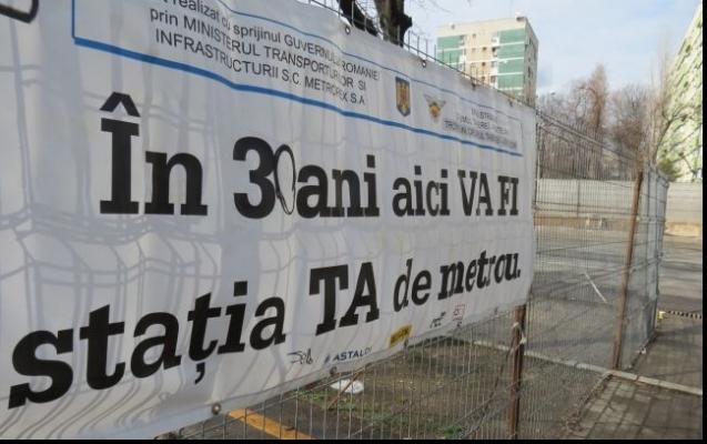 Bucureștenii vor putea să vadă, sâmbăta viitoare, noile stații de metrou Favorit, Drumul Taberei 34 și Orizont de pe Magistrala 5,