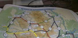 Contractul pentru construcția autostrăzii Suplacu de Barcău - Borș