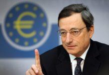 Președintele Băncii Centrale Europene, Mario Draghi,