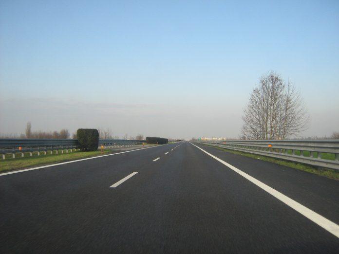 Tronsonul de autostradă dintre Sibiu și Pitești
