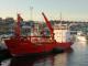 Traficul în porturile maritime românești