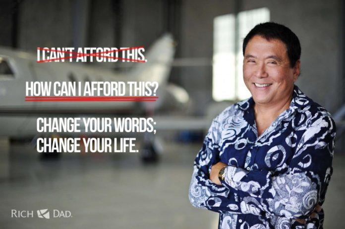 10 lecții de succes împărtăşite de Robert Kiyosaki în lucrarea