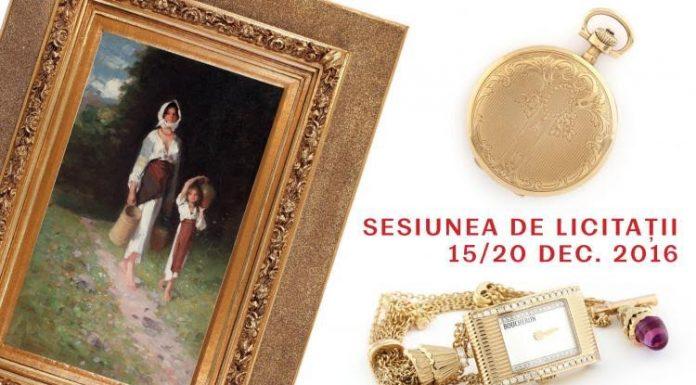 Artmark - Invitatie licitatii luna decembrie !!!