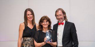 Simona Baciu, Transylvania College: Lifetime Award, la Londra