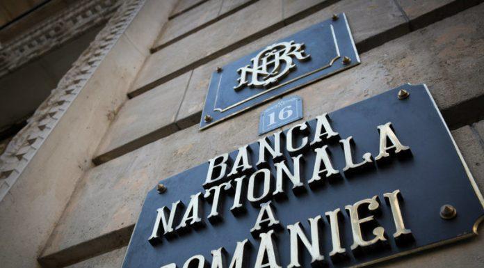 Încetinirea economiei româneşti în 2017, prognozata de catre BNR