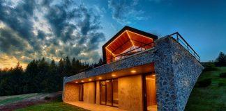 Casele de vacanță eco
