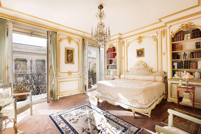 paris luxury