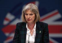 Premierul britanic Theresa May