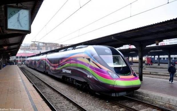 trenuri ministerul transporturilor