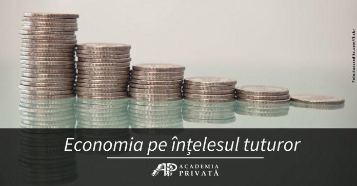 Economia pe înțelesul tuturor – curs complet de inițiere