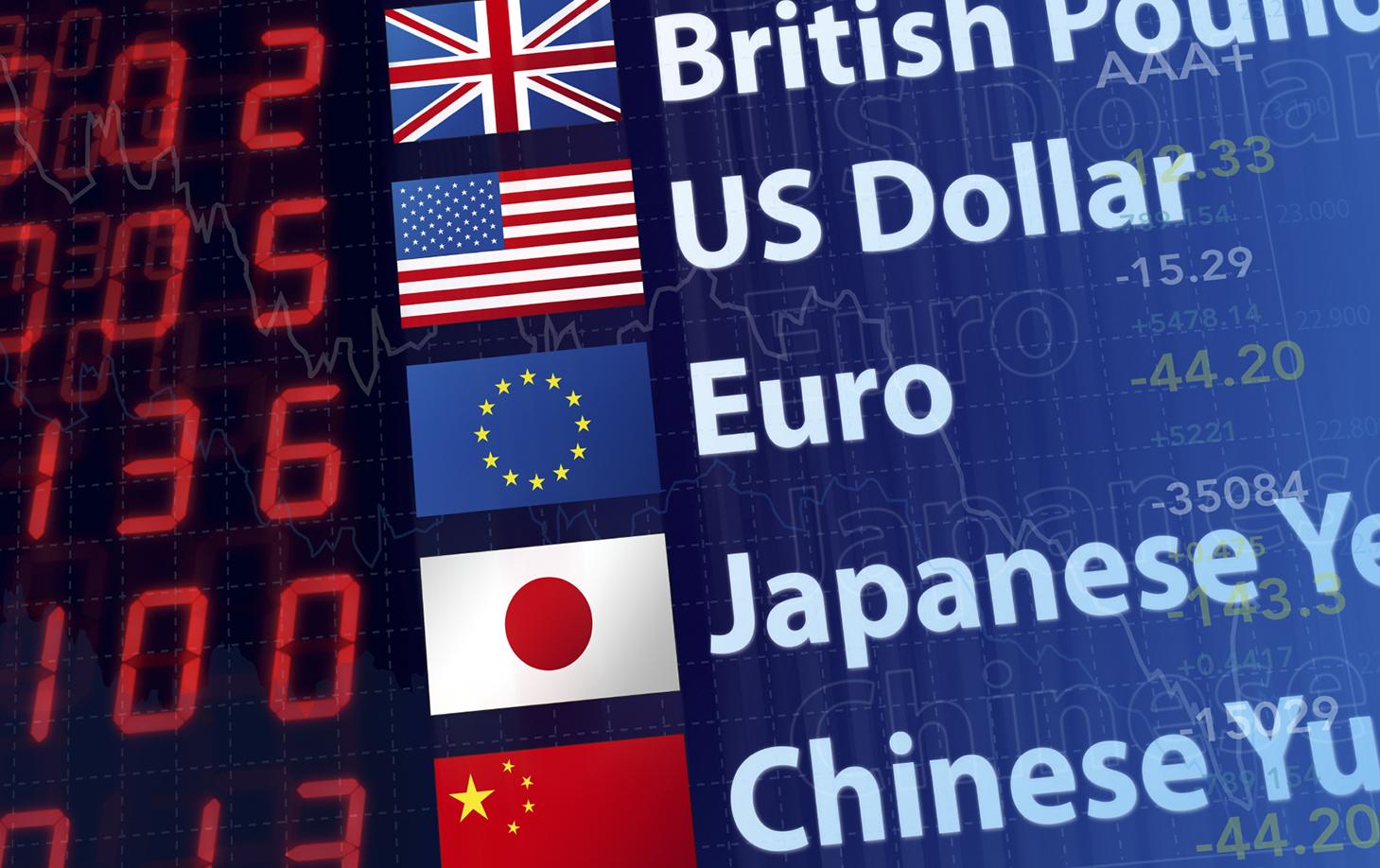 piața forex din lume