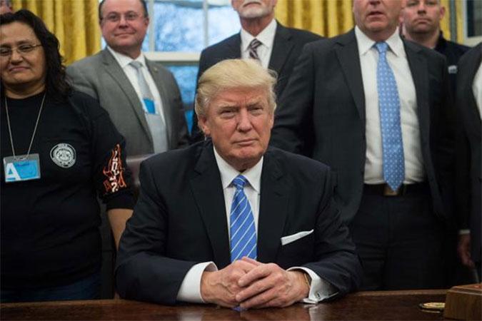Trump interdictia musulmana