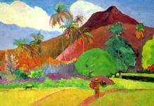 A 'land of delights': How Tahiti transformed Gauguin's art