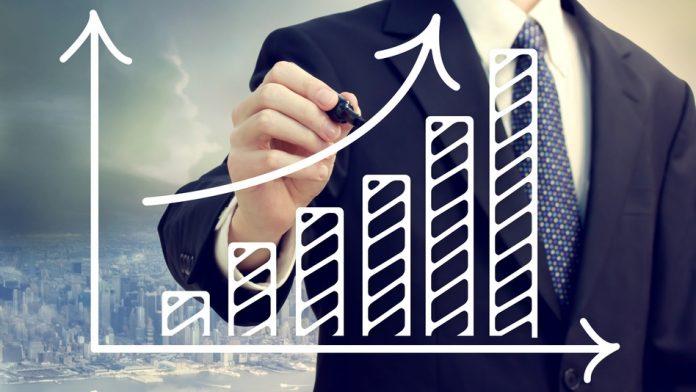 Cresterea cifrei de afaceri
