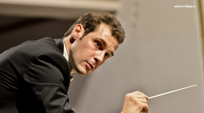 Interviu cu dirijorul Vlad Agachi