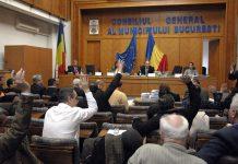 Consiliului General al Municipiului Bucureşti