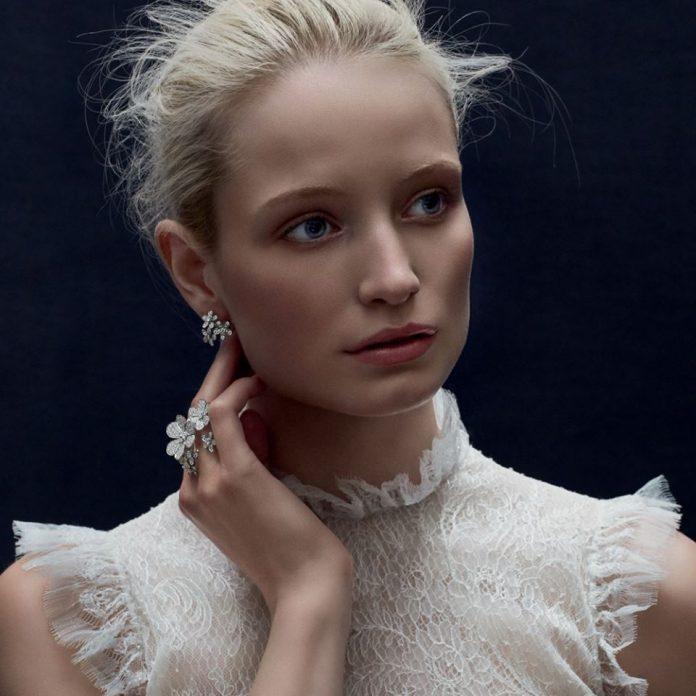 Album: Light as a bejeweled breeze, Van Cleef & Arpels' flowers