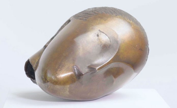 Constantin Brancusi's La muse endormie -'A distillation of form and feeling'