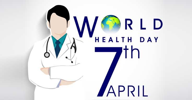 Ziua Mondială a Sănătății, la a 70-a aniversare, pe 7 aprilie  |Ziua Mondiala A Sanatatii