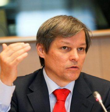 Fostul premier Dacian Cioloș