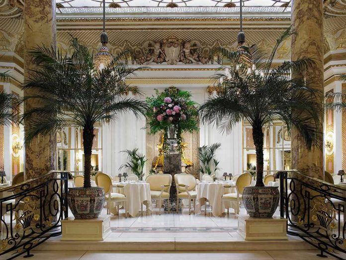 Best of British Dinner at The Ritz London