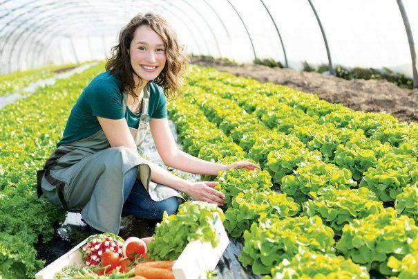 onderea tinerilor care lucrează în agricultură