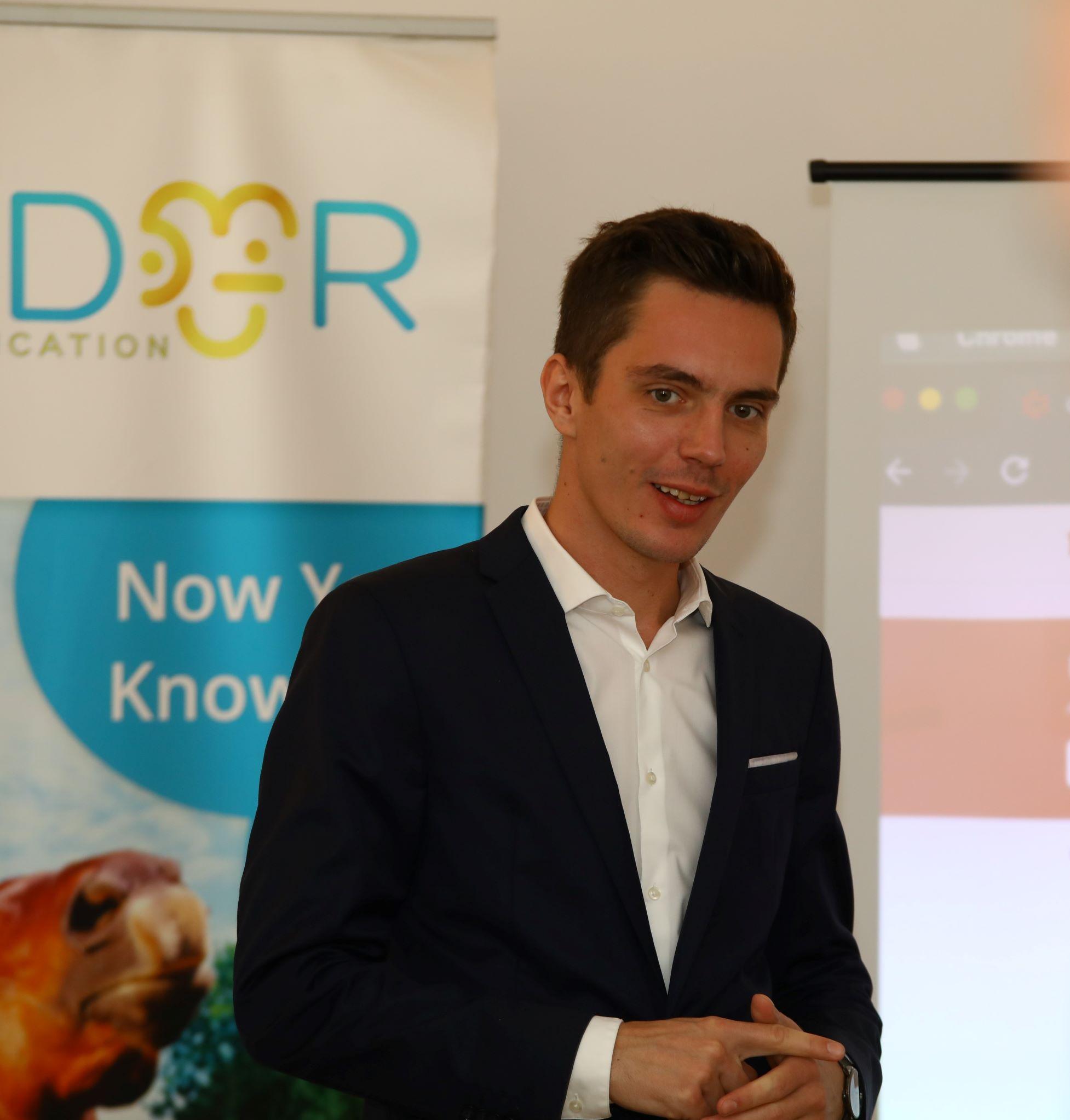 Alexandru Boca CEO &founder Conzo.ro