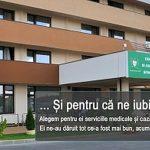 Centrului Medical de Geriatrie, Recuperare şi Îngrijiri Paliative Sfîntul Sava
