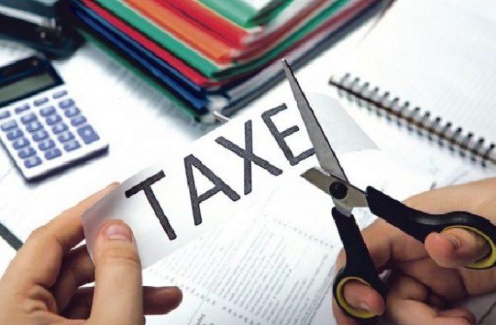 reducerea impozitului