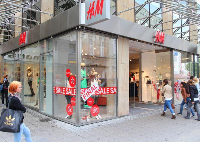 H&M magazin
