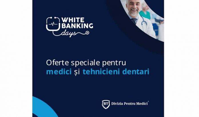 Banca Transilvania susţine medicii
